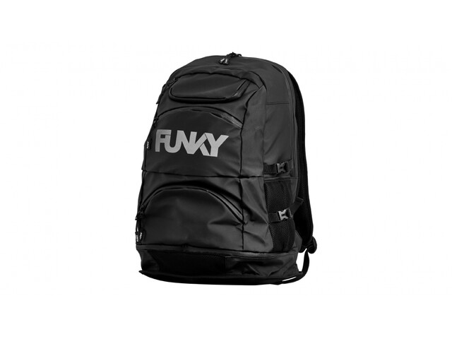 Funky Trunks Premium Dry Backpack Men matt black